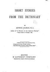 Short Stories from the Dictionary