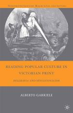 Reading Popular Culture in Victorian Print