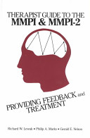 Therapist Guide to the MMPI   MMPI 2 PDF