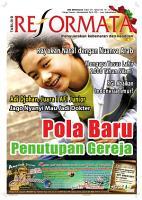 Tabloid Reformata Edisi 122  January 2010 PDF