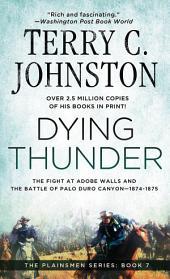 Dying Thunder: The Battle Of Adobe Walls & Palo Canyon, 1874