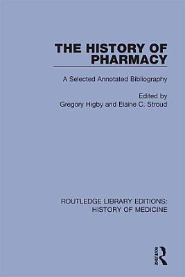 The History of Pharmacy PDF