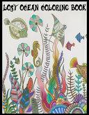 Lost Ocean Coloring Book PDF