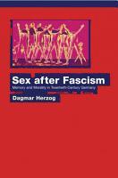 Sex after Fascism PDF