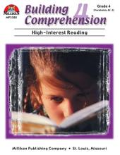 Building Comprehension - Grade 4 (ENHANCED eBook)