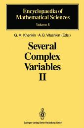 Several Complex Variables II: Function Theory in Classical Domains Complex Potential Theory