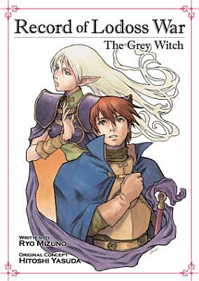 Record of Lodoss War  The Grey Witch PDF