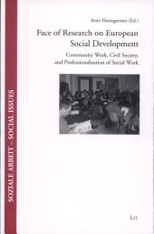 Face of Research on European Social Development