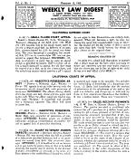 Weekly Law Digest PDF