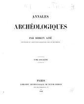 Annales archéologiques: Volume12