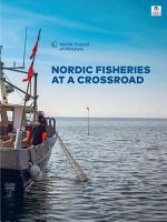 Nordic fisheries at a crossroad