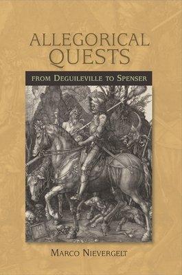 Allegorical Quests from Deguileville to Spenser PDF