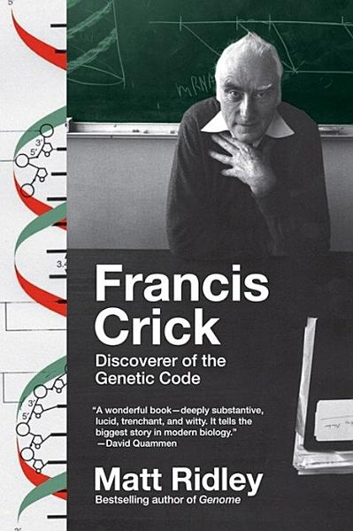 Download Francis Crick Book