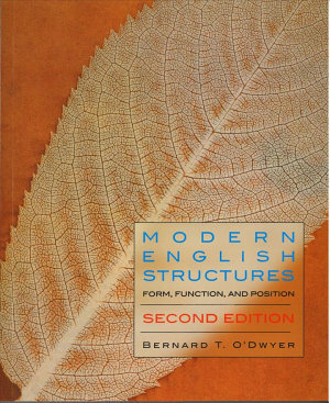 Modern English Structures   Second Edition