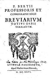 Breviarium totius orbis terrarum