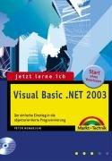 Jetzt lerne ich Visual Basic  NET PDF