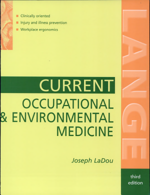 Current Occupational   Environmental Medicine PDF