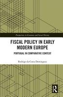 Fiscal Policy in Early Modern Europe PDF