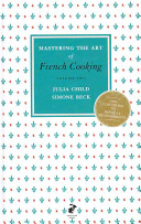 Mastering the Art of French Cooking Book