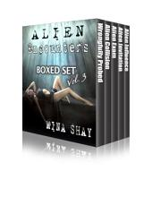Alien Encounters: Boxed Set Volume 3 (Alien Abduction Paranormal Erotica)