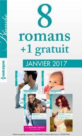 8 romans Blanche + 1 gratuit (no1298 à 1301 - janvier 2017)