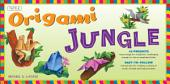 Origami Jungle Kit: Create Exciting Paper Models of Exotic Animals and Tropical Plants: Origami Book with 42 Projects: Great for Kids and Adults