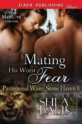 Mating His Worst Fear [Paranormal Wars: Stone Haven 8]