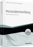 Personalentwicklung   mit Arbeitshilfen online PDF