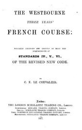The Westbourne three years' French course