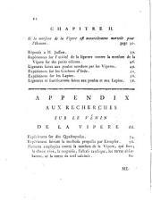 Traité sur le venin de la vipère, sur les poisons américains, sur le laurier-cerise et sur quelques autres poisons végétaux: Volume2