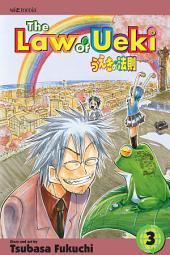 The Law of Ueki, Vol. 3: Thrashing Trash Into Trees!