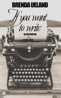 If You Want to Write  Illustated PDF