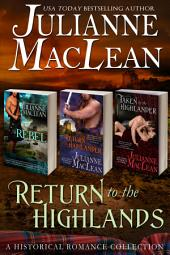 Return to the Highlands: (Boxed Set, Books 4 & 5 Plus Bonus Short Story)