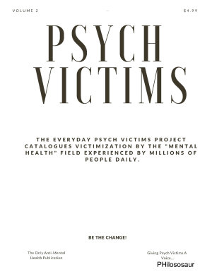PSYCH VICTIMS
