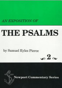 An Exposition of Psalms PDF