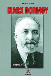 Marx Dormoy (1888-1941): maire de Montluçon, ministre du Front populaire