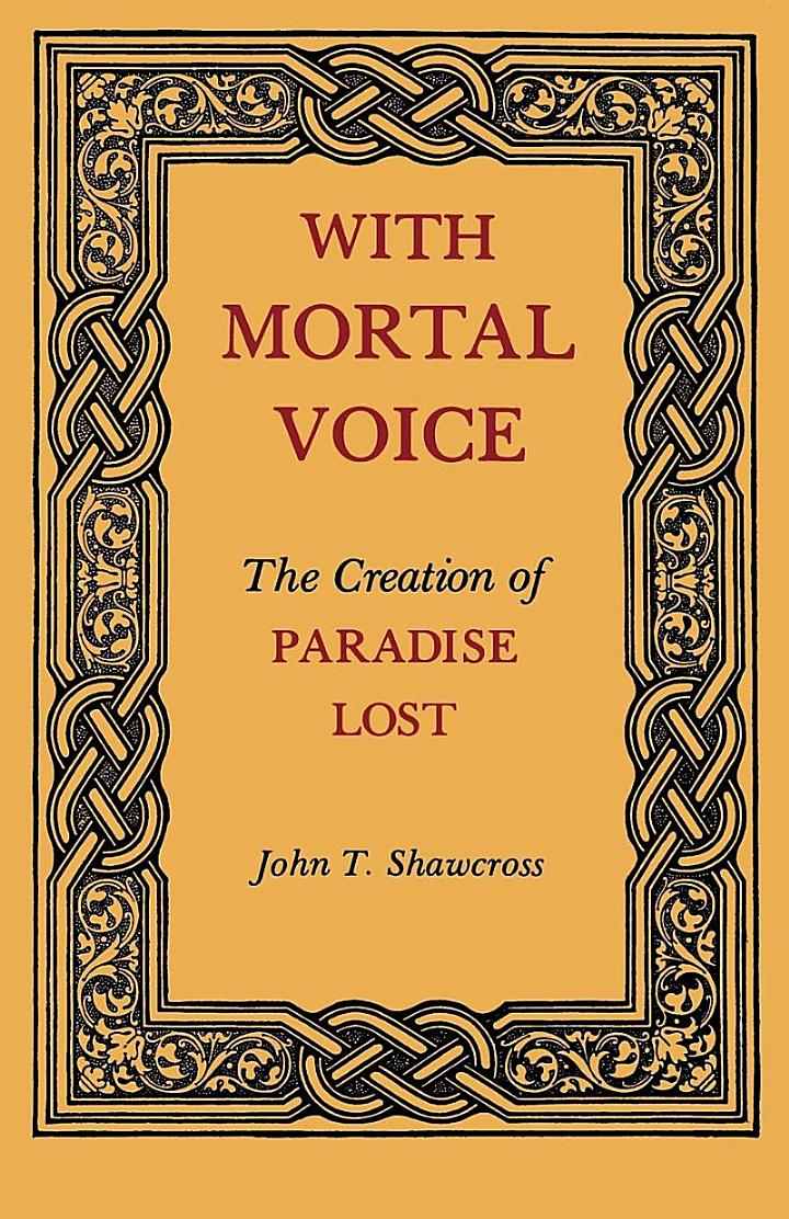 With Mortal Voice