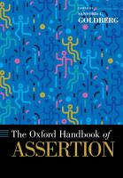 The Oxford Handbook of Assertion PDF