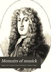 Memoirs of Musick