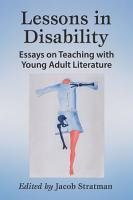 Lessons in Disability PDF