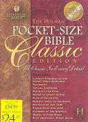 Holman Pocket Size Bible Classic Edition PDF