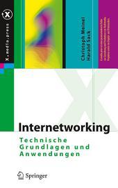 Internetworking: Technische Grundlagen und Anwendungen