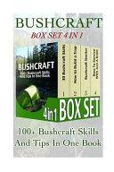 Bushcraft Set 4 in 1
