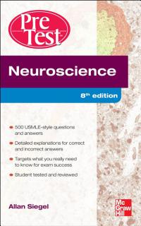 Neuroscience Pretest Self Assessment and Review  8th Edition PDF