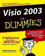 Visio 2003 For Dummies