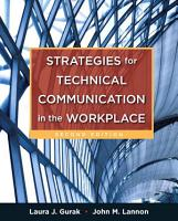 Strategies for Technical Communication in the Workplace PDF