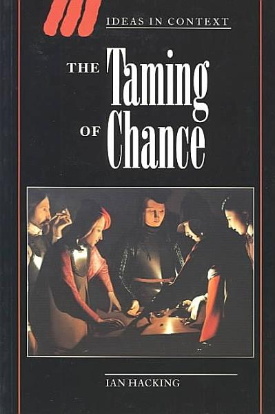 Download The Taming of Chance Book