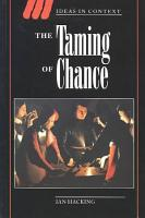 The Taming of Chance PDF