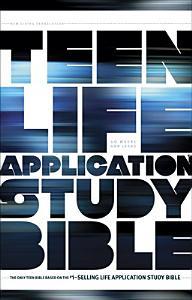 Teen Life Application Study Bible Book