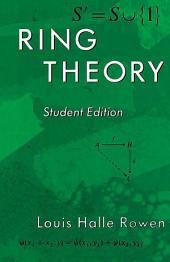 Ring Theory, 83: Student Edition